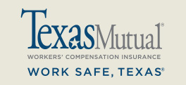 Texas Mutual Insurance Company. Here for Texas, Here to Stay.